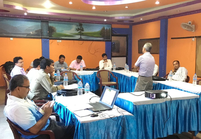 Nepalgunj Workshop 2017