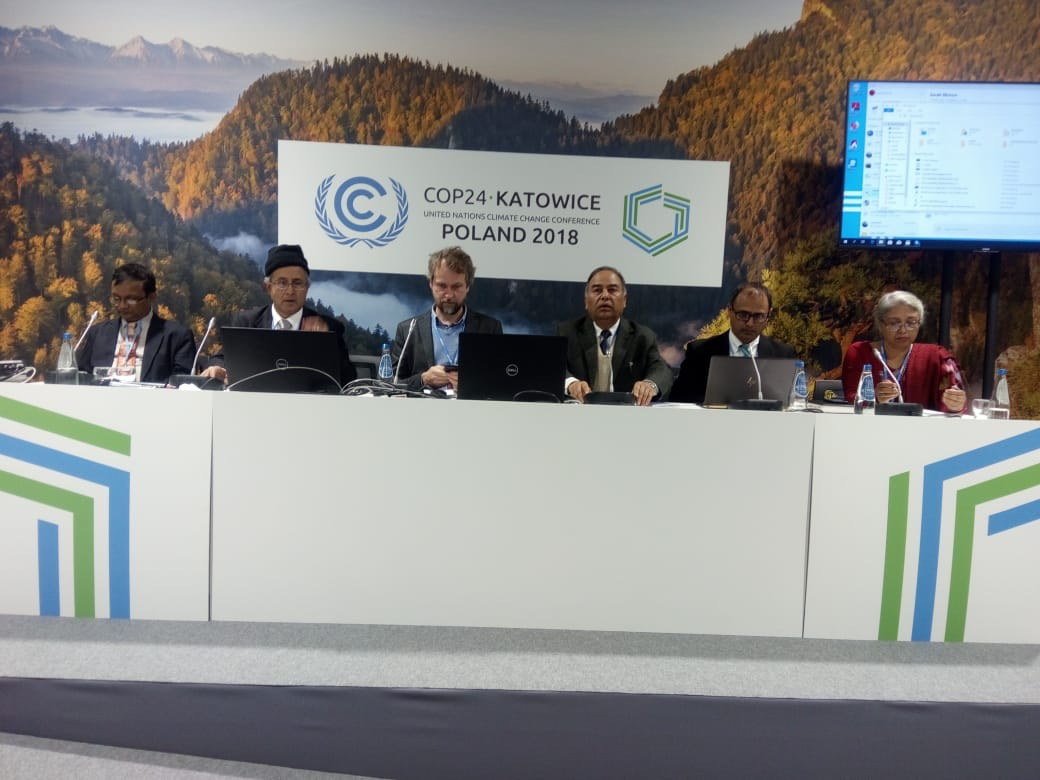 COP 24 Side Event