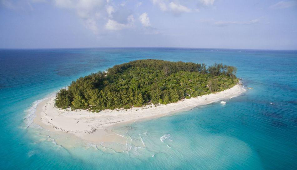 Mnemba Island, Zanzibar