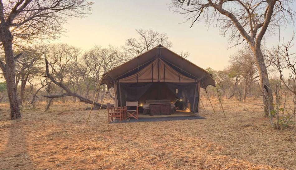 Chobe under Canvas, Botswana