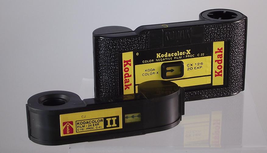 110 & 126 Film