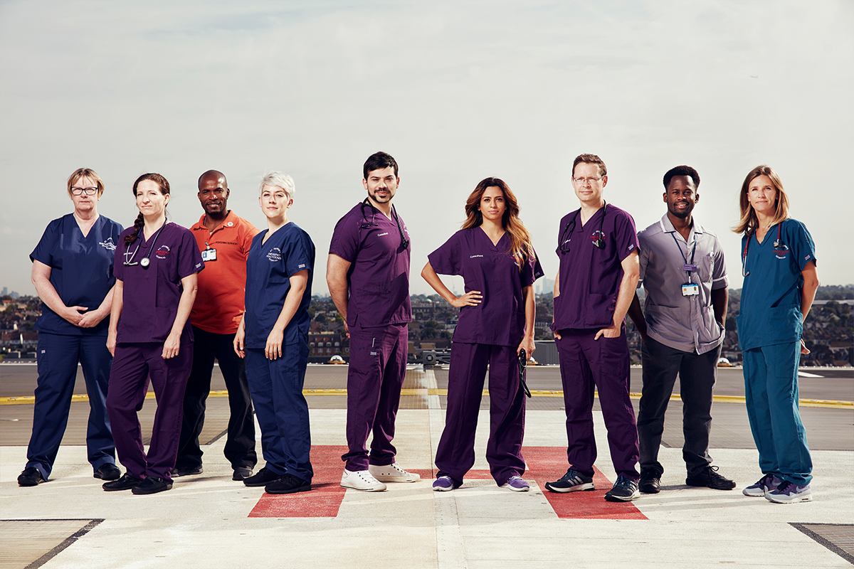 24 Hours in A&E (Series 16)