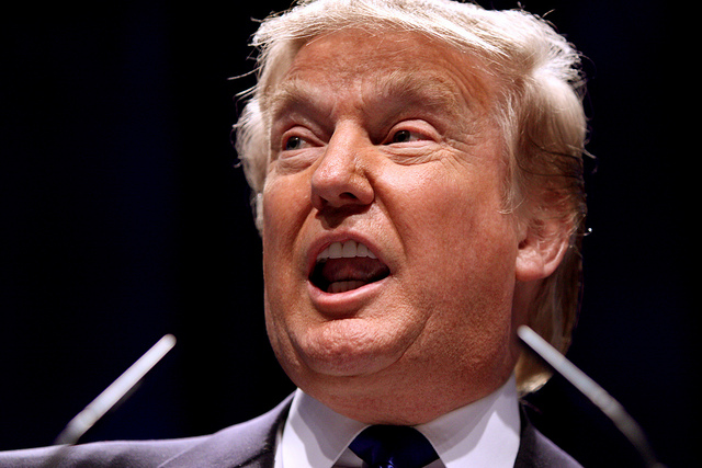 Donald Trump Thinks Women Who Undergo an Abortion Should Be Punished