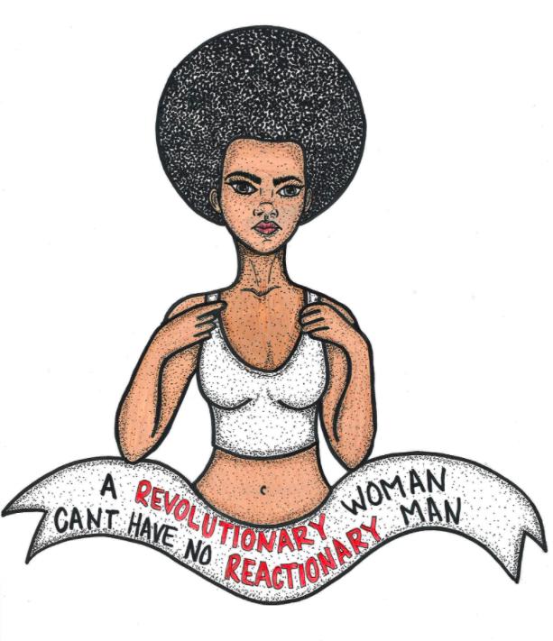 *artwork by Sarah Morrison