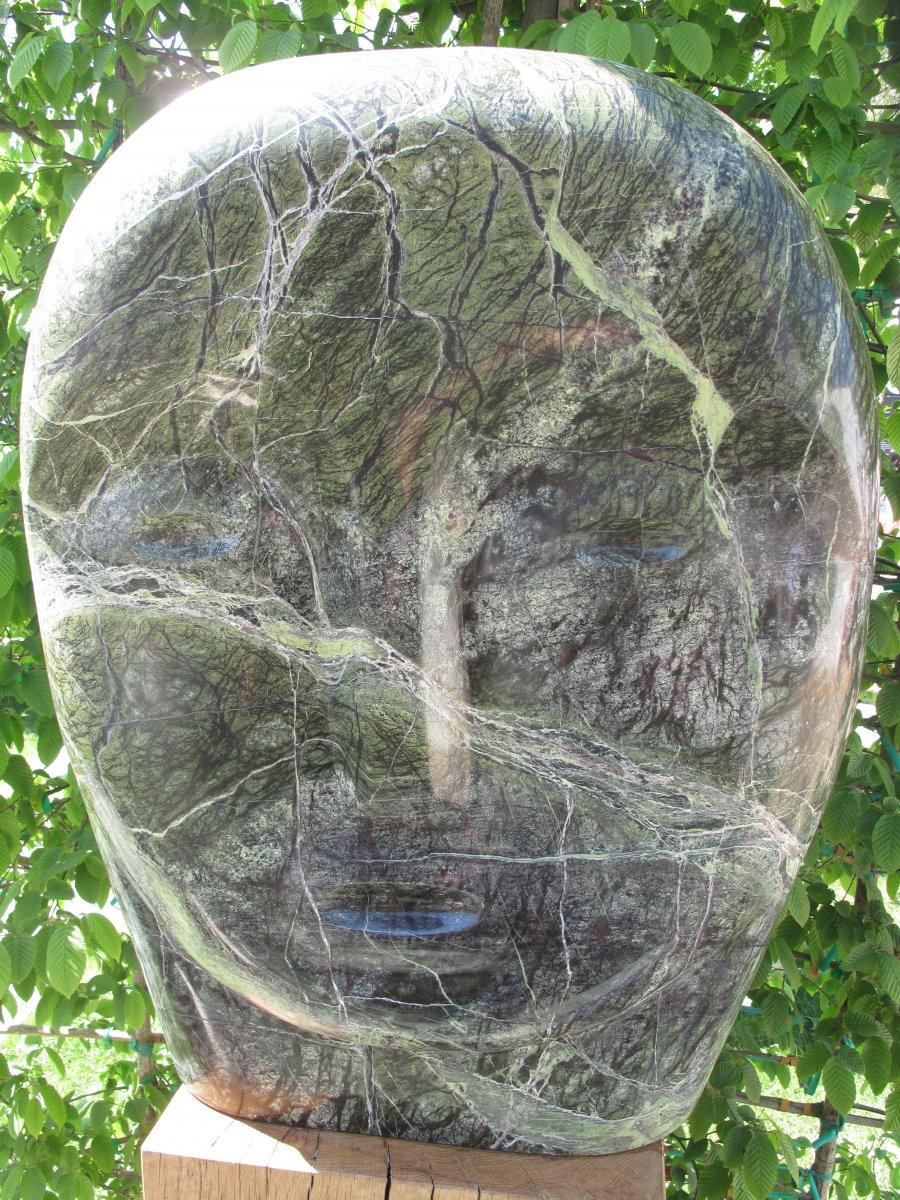 Round Faced Child