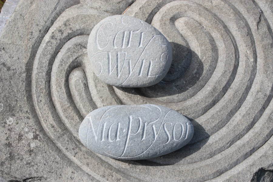 Name stones