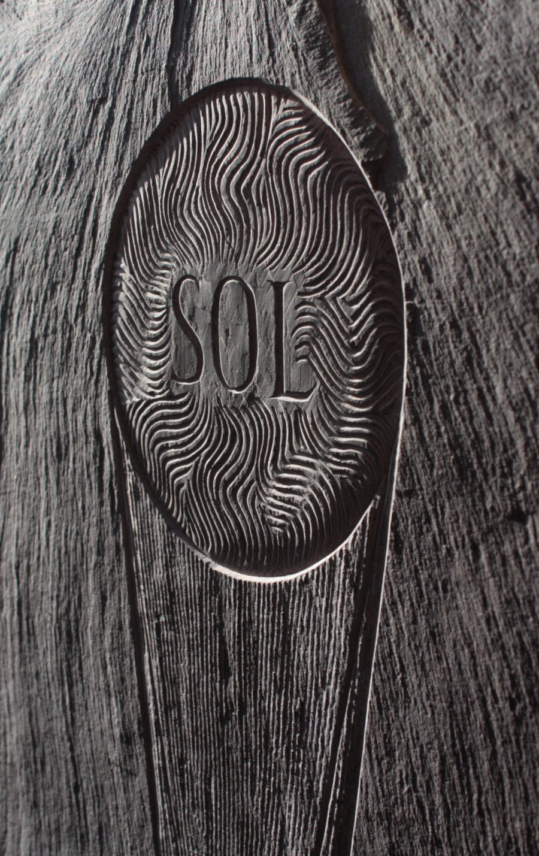 Eclipse stone detail