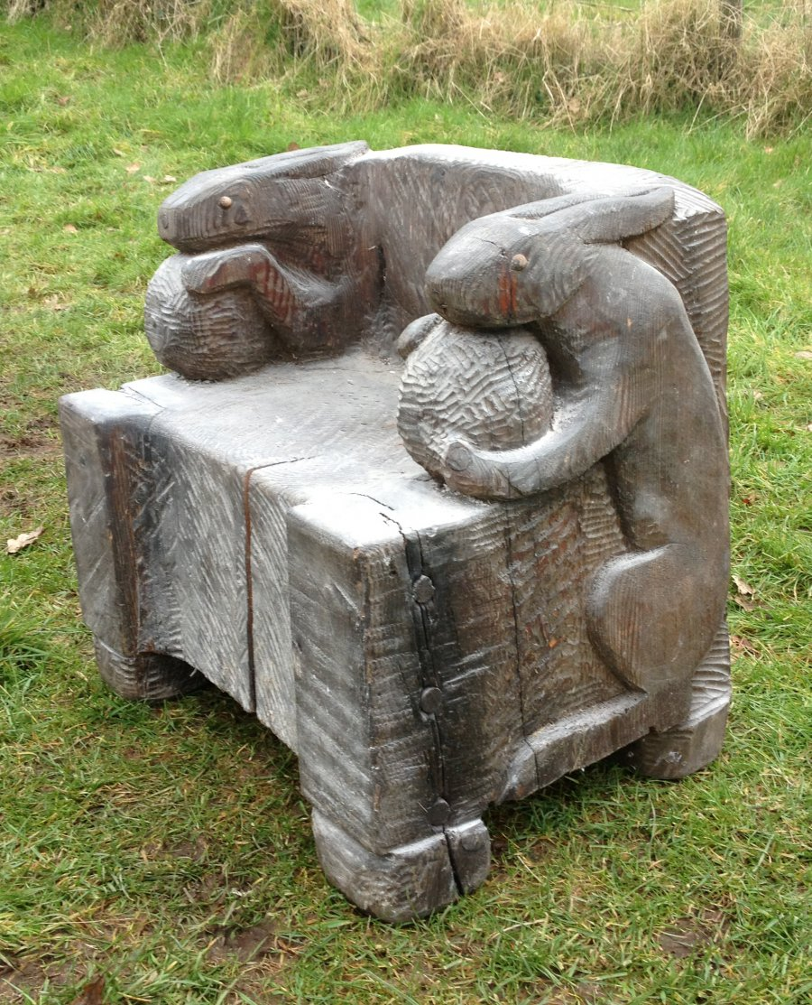 Hare Chair For Child
