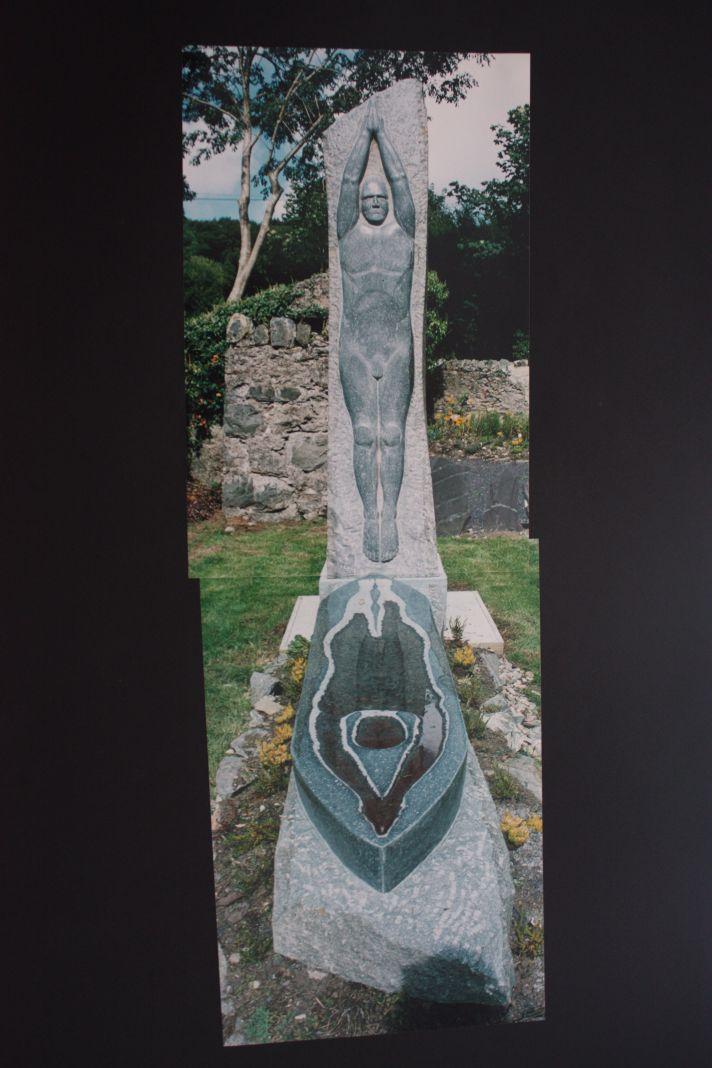 Dyn Unig  Antur Waunfawr Trefor Granite 7ft x 8ft