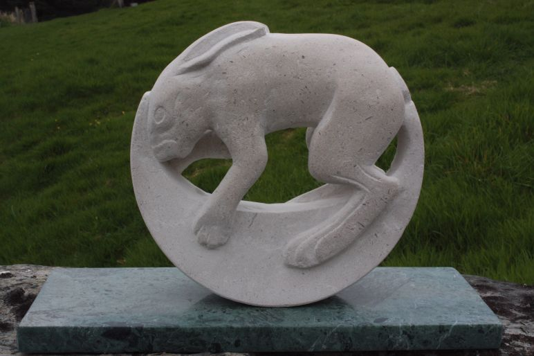 Hare and Moon b