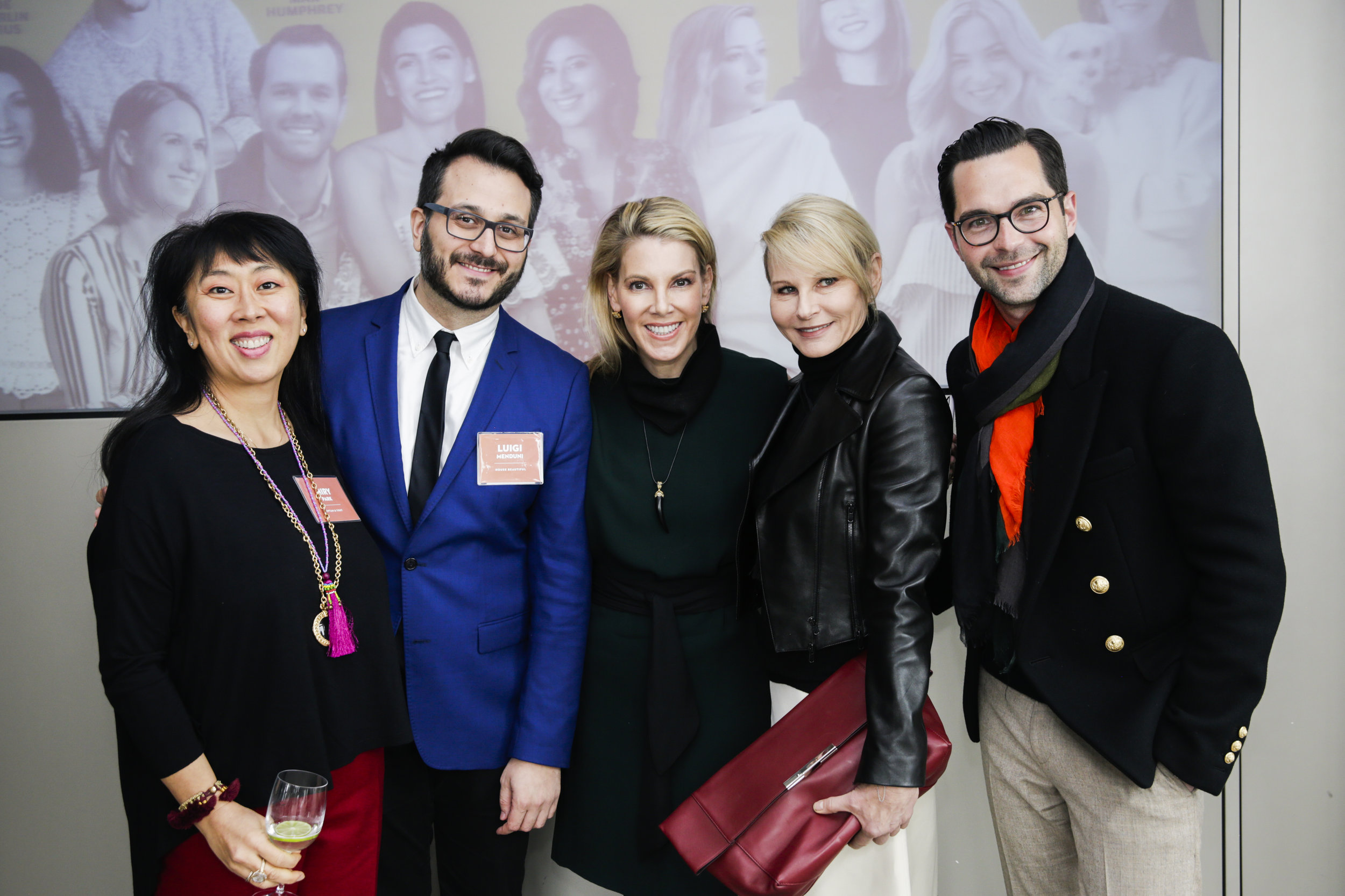 Miry Park, Luigi Menduni, Karen Marx, Key Hall, Bennett Leiffer