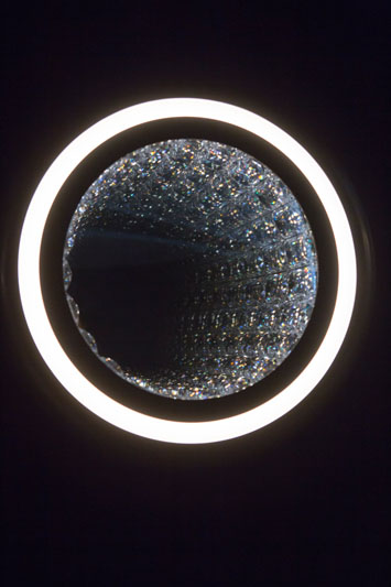 Swarovski Lighting's Infinite Aura collection