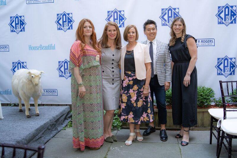 Elana Kilkenny, Sophie Donelson, Linda Klein, Vern Yip, Dr. Shelby Harris