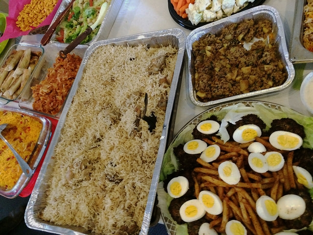 Welcome Fest Raffle! - We're excited to offer a grand prize of an authentic Afghan meal for 8 by Afghan Chef Zarmina Wahedi. For more information, visit the Rally Up page here.