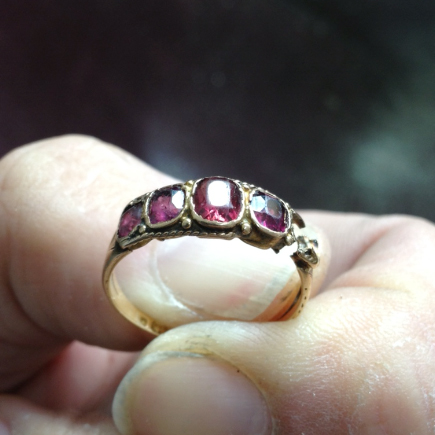Great-grandmother's ring