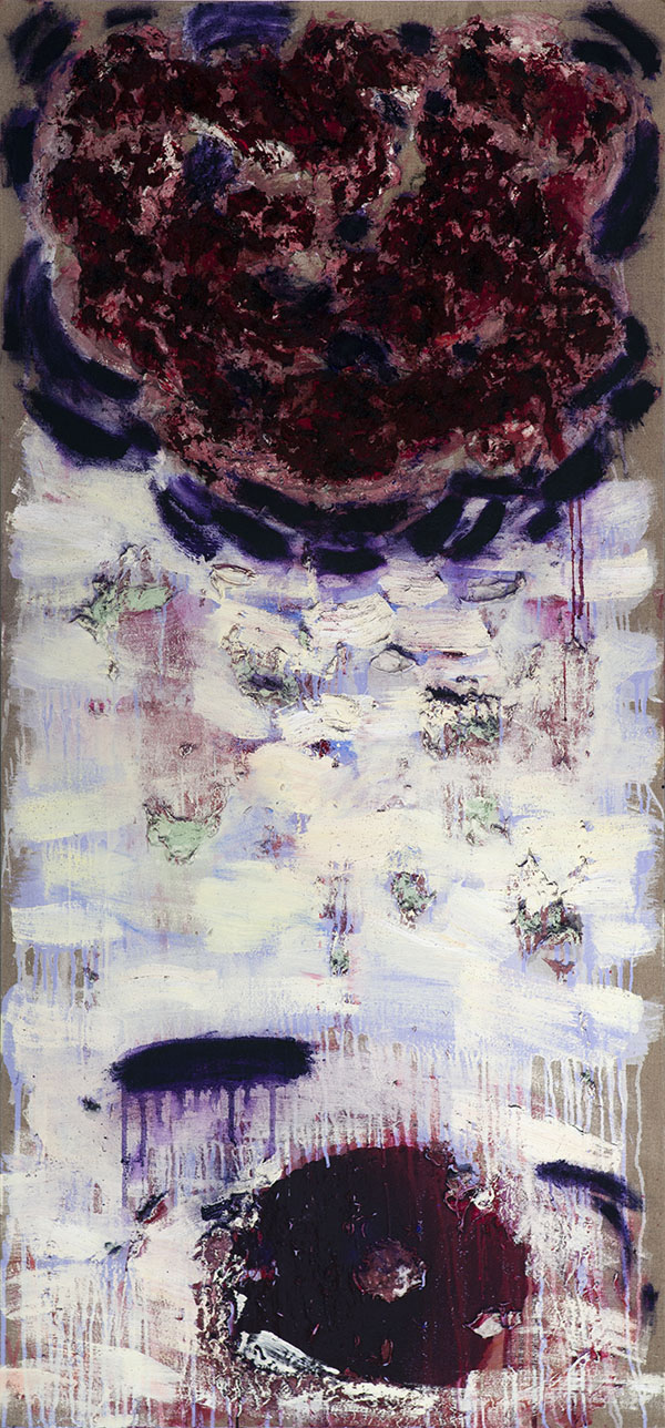 Check out  Artseen  for the  Brooklyn Rail  for a review by  Hovey Brock  (MFA AP15) about the work of Joan Snyder.