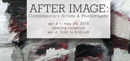 Sarah G. Sharp  (AP Faculty) has work in the group show  After Image: Contemporary Artists & Photography opening this Saturday, April 4th in Jersey City, New Jersey. Directions to Art House Productions Gallery and details in the link.