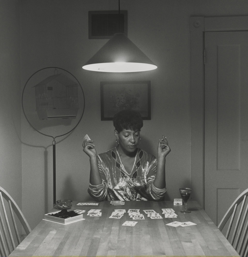 TBT!! Welcoming our newest faculty member,  Carrie Mae Weems  (AP Faculty) in her recent show at the  Guggenheim that showcased her expansive photography from the past 30 years.