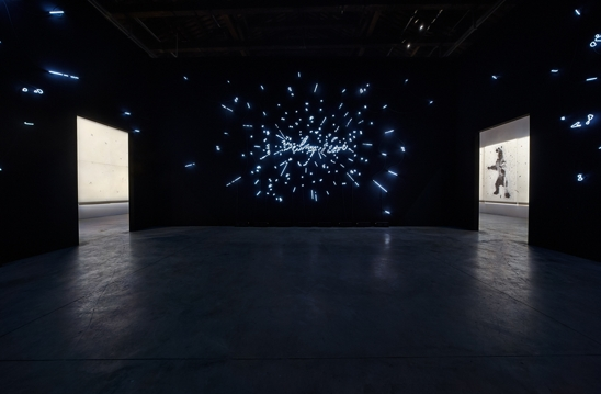"Jovana Stokic  (AP Faculty)  interviews Tavares Strachan  about his installation, ""Polar Eclipse,"" for  BOMBlog ."
