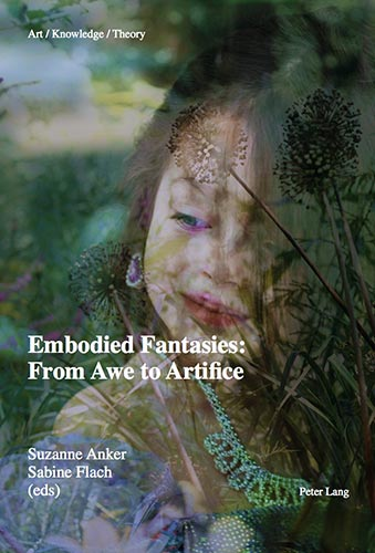 Suzanne Anker  (BFA Fine Arts Chair and Art Practice Faculty) and Sabine Flach's book,  Embodied Fantasies: From Awe to Artifice  is now available on  Amazon . You can read an introduction  here .