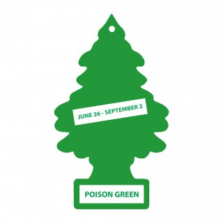 Mathias Kessler (AP '13) is participating in the group show   Poison Green   at the Czech Center opening June 25.