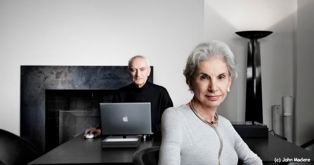 """Kathy Brew  (AP Faculty) and Robert Guerra's """"Design is One: Lella and Massimo Vignelli"""" will play at the  Environmental Film Festival  in Washington, DC on March 15th."""