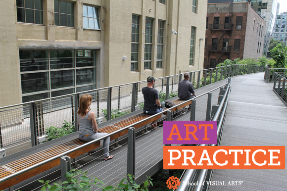 The MFA Art Practice Program    at the School of Visual Arts is accepting applications for Summer 2013 admission, space permitting. Applicants should    apply online though the SVA website   .   MFA Art Practice is a low-residency, cross-disciplinary graduate program at the School of Visual Arts in New York City. Students spend three summers on our Chelsea, NYC Campus, and engage in a rigorous rich-media online curriculum in the intervening semesters.   We encourage artists to pursue their practice by engaging an idea first, and then developing a plan that may involve a combination of media, technologies and techniques. Our aim is to create a global community and conversation within the arts. To that end, we have students participating in the program from China, South Korea, Japan, Saudi Arabia, Iceland and Venezuela, as well as across the United States.   For more information or to set up a visit, artpractice@sva.edu.