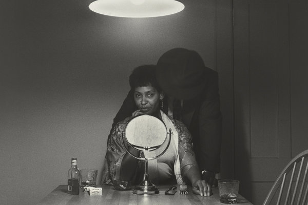 Art Practice mentor Carrie Mae Weems is profiled in the  New York Times .