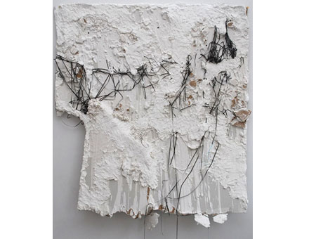 """Dolphin Gallery  in Kansas City presents """"Rerites"""", a solo show by incoming Art Practice participant  Anthony Hawley ."""