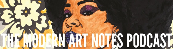 Art Practice faculty member  Mickalene Thomas  talks to Tyler Green about her practice in this week's  Modern Art Notes podcast .