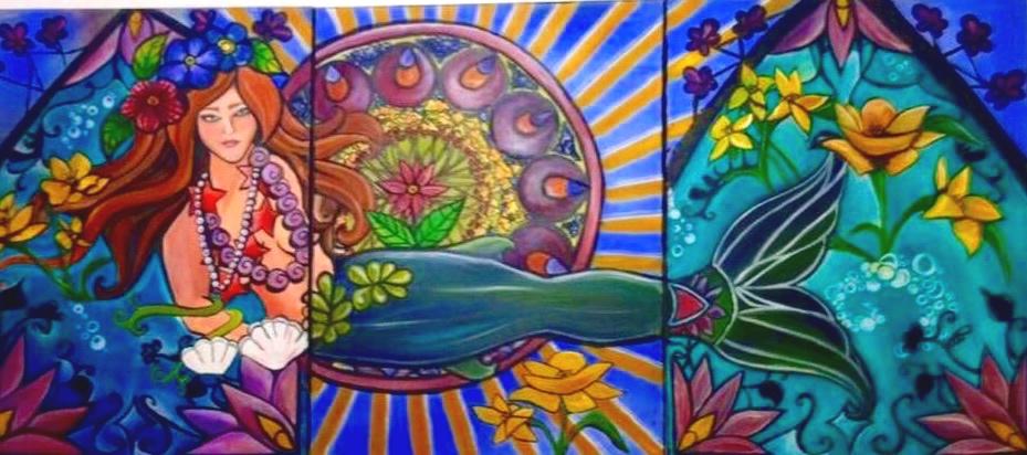 created by SASLLC Artist and owner Samantha Silvas