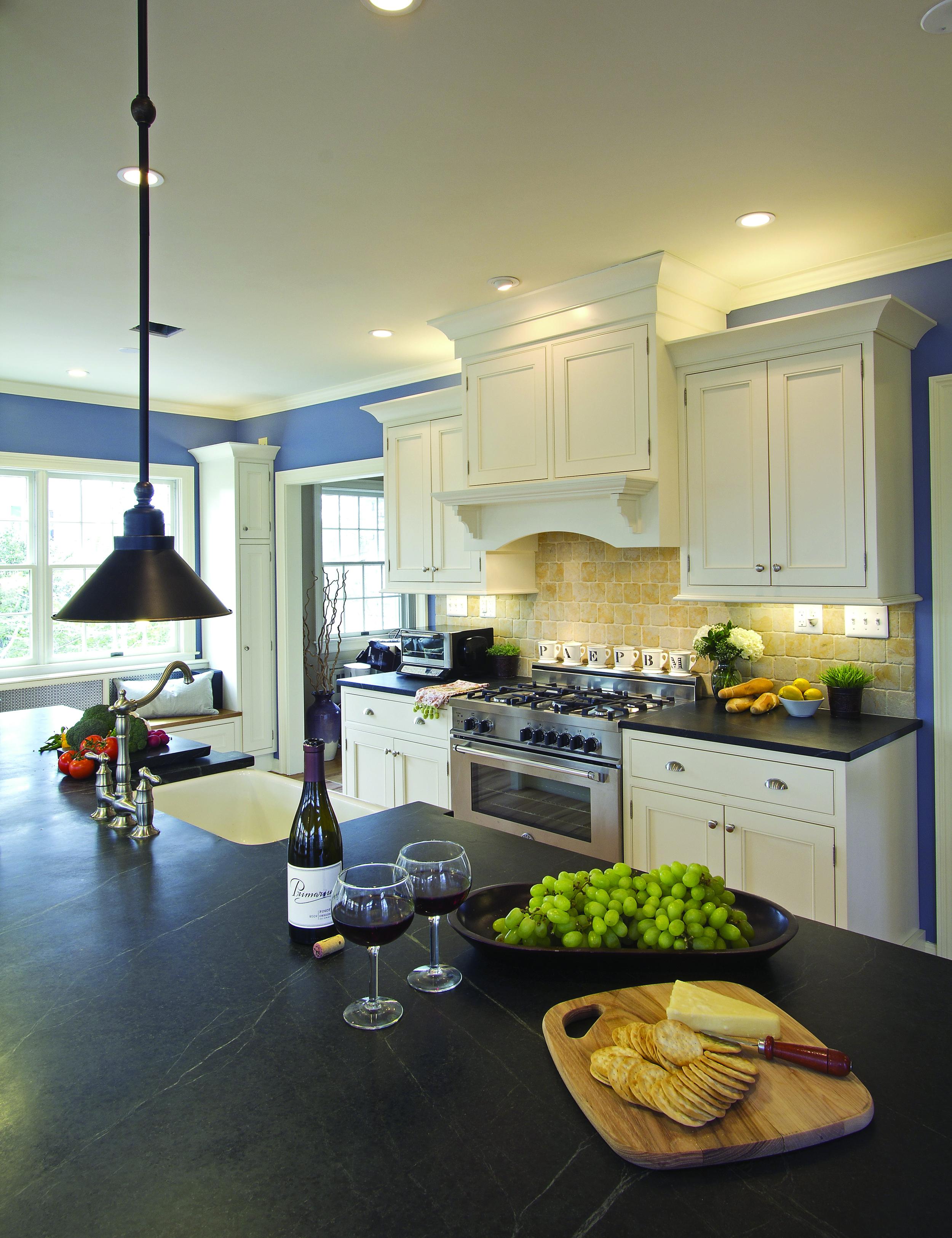 PA Original Soapstone Kitchen