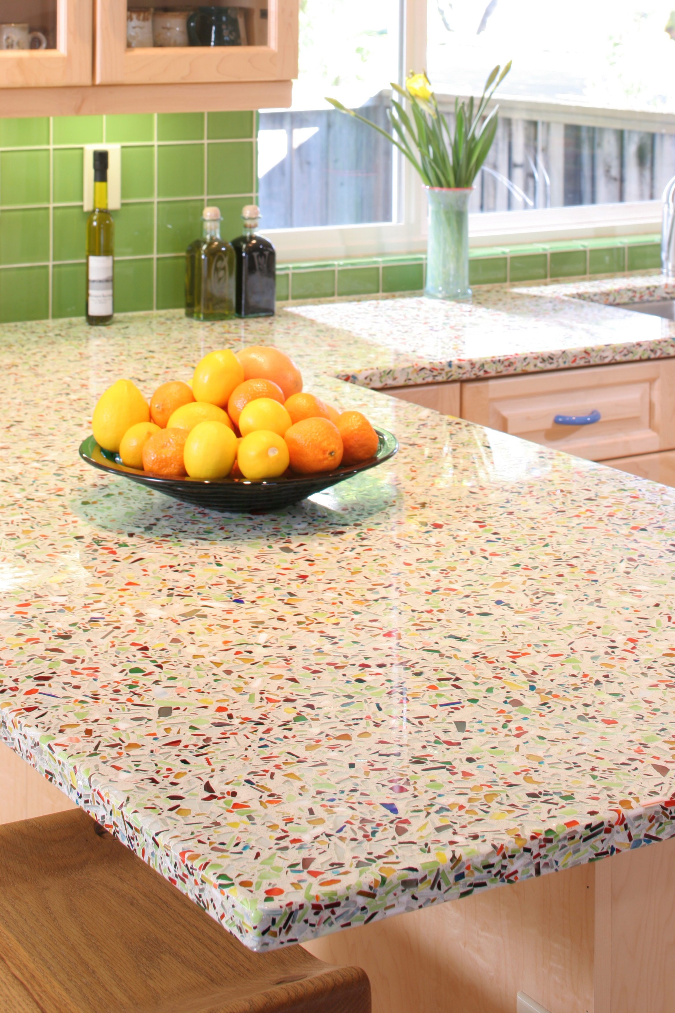 Millefiori Kitchen Counters