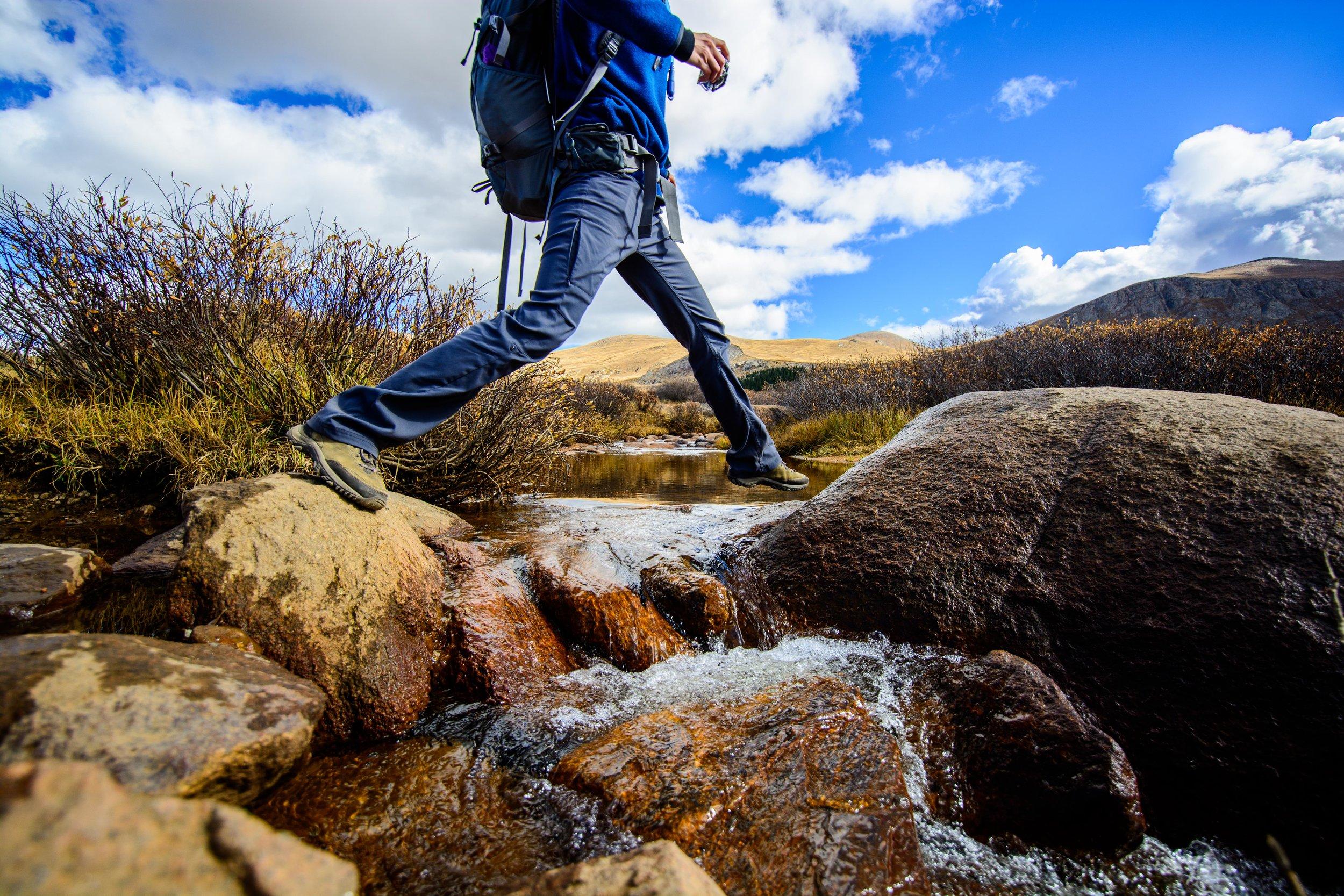 Bierstadt - Stream Crossing