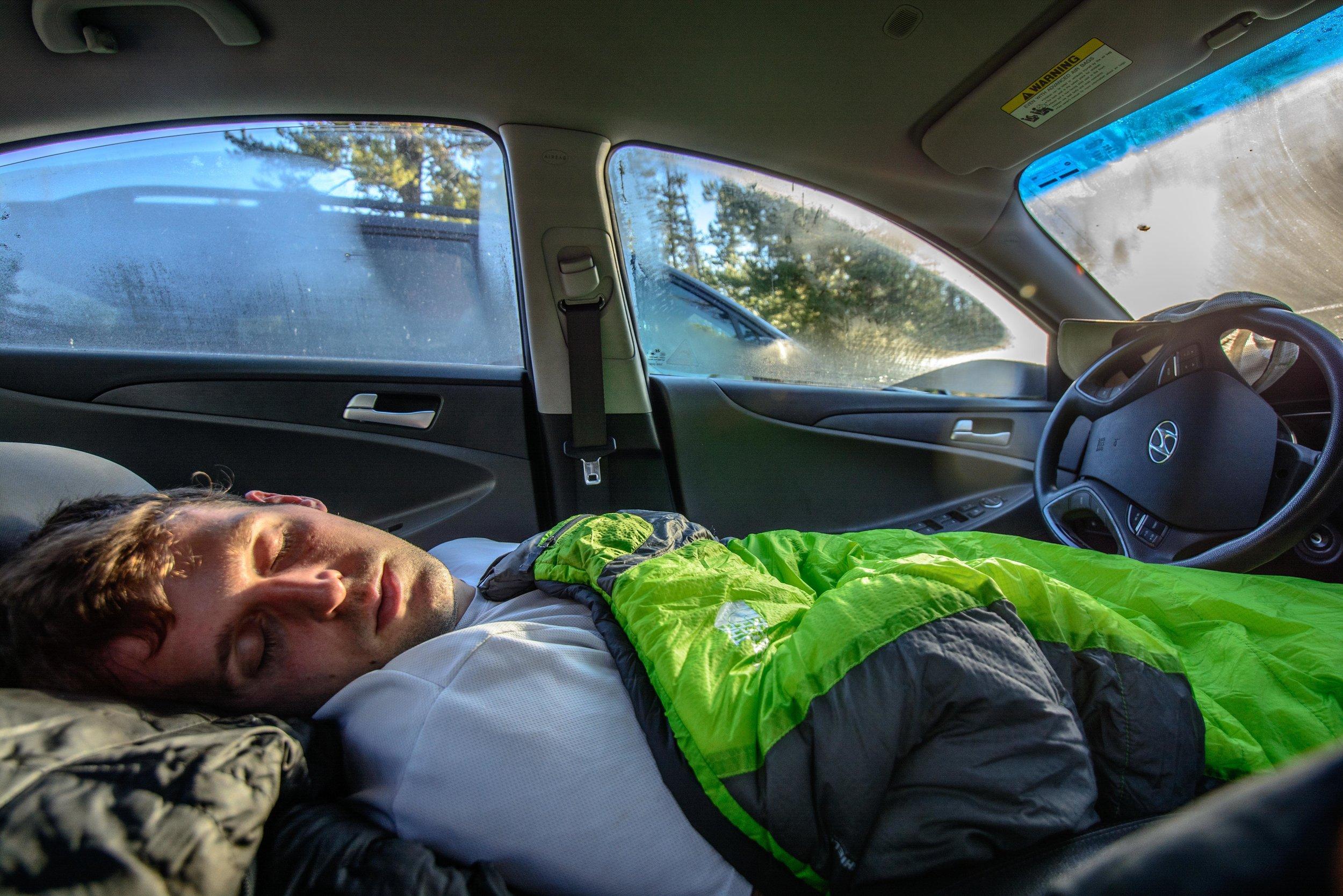HIke to Sawtooth LakeBrendan Sleeping.jpg