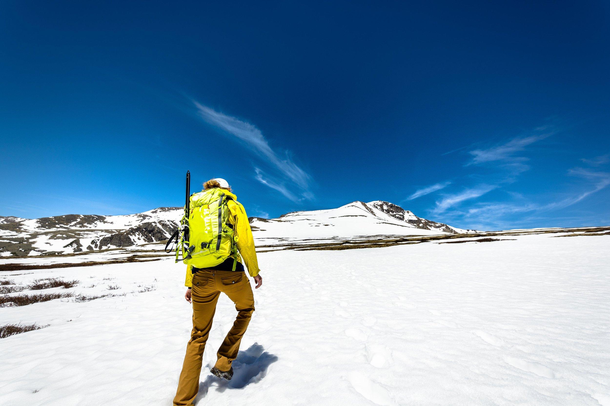 James Peak in the distance