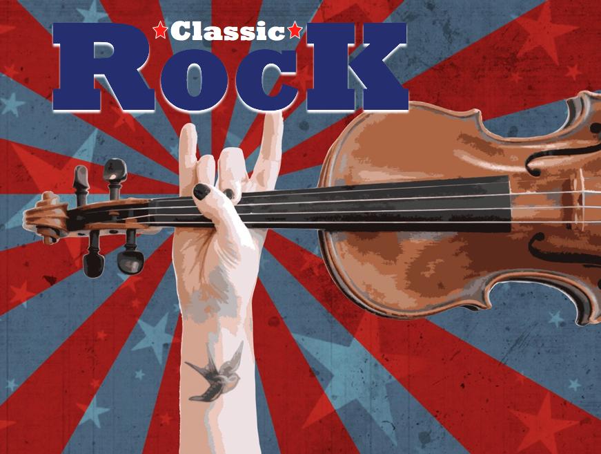 Classic Rock Orchestra at The MTG Gala!