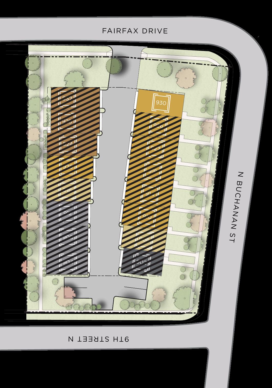 TheCrossing@Ballston_Site Plan