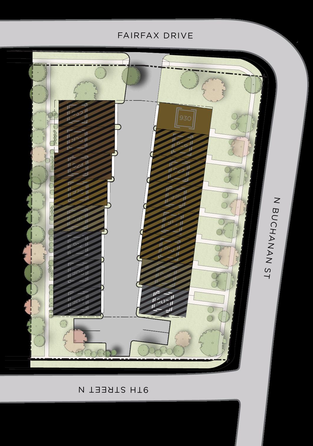 End Unit; Park Setting; Walk-Out Patio;Rooftop Terrace