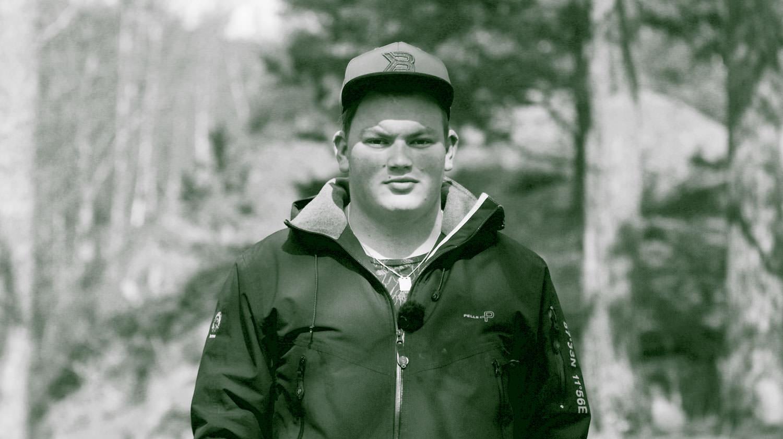 Alexander Carlström, 19 år, Göteborg, hjärntumör vid 5 års ålder. Här är hans berättelse.