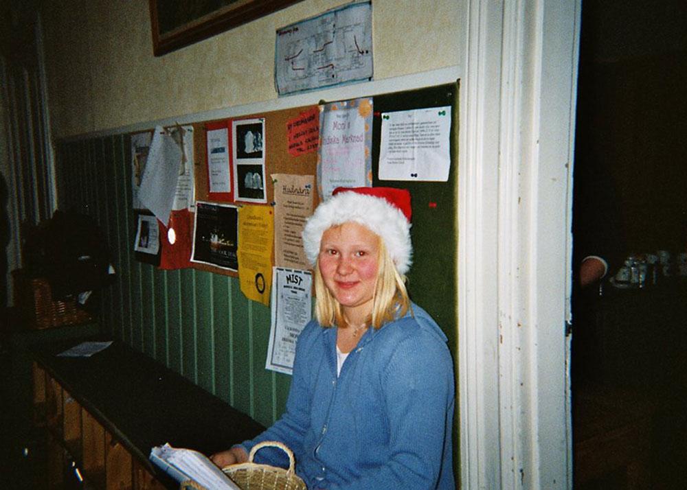 Julen 2006, precis innan jag blev sjuk