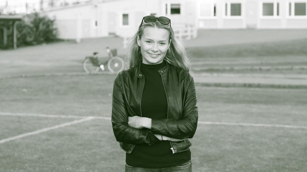 Klara Gunnarsson, 19 år. Drabbades av leukemi vid 11 års ålder. Här är hennes berättelse.