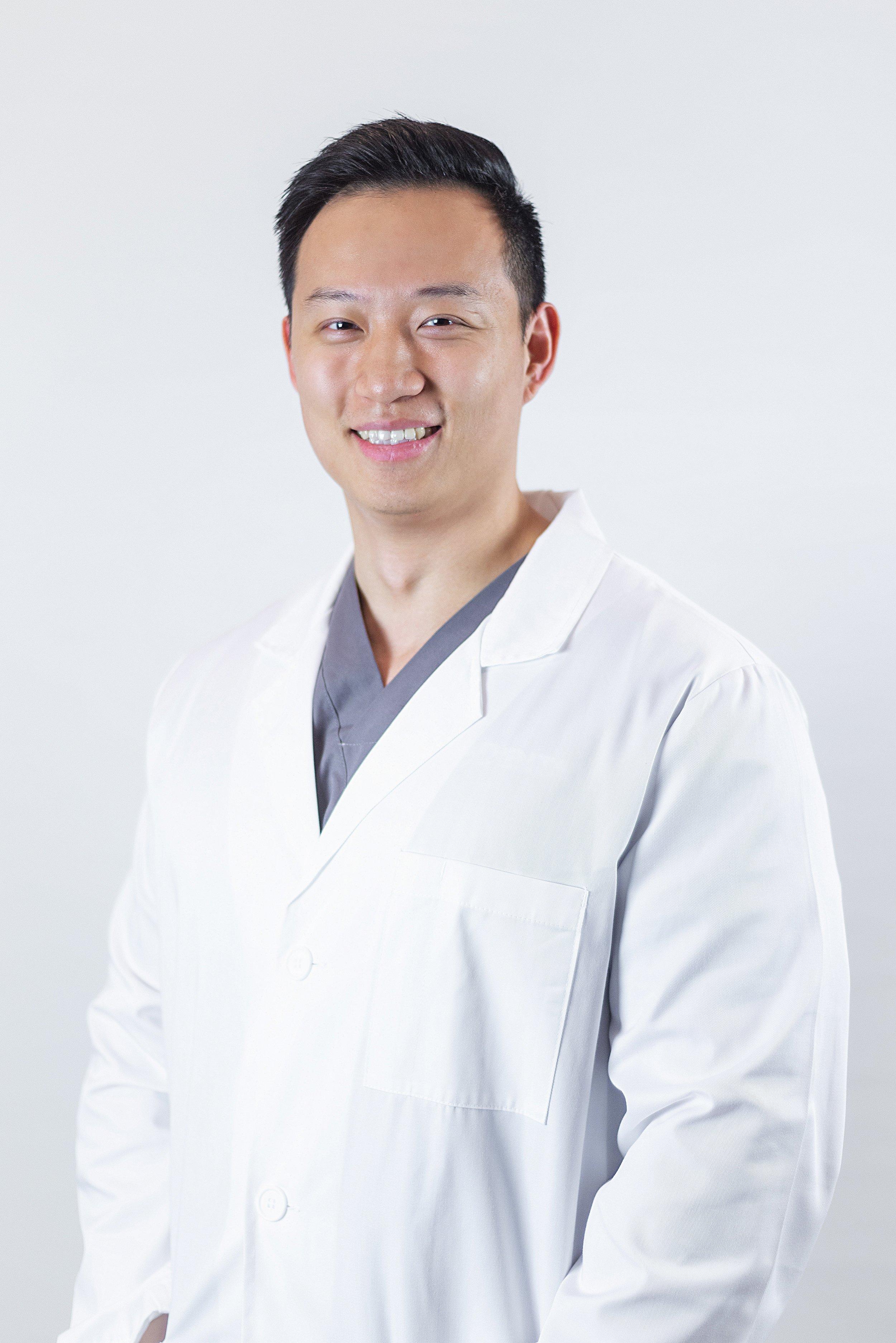 Meet Dr. Nick Yeung at 8 to 8 Dental Care.
