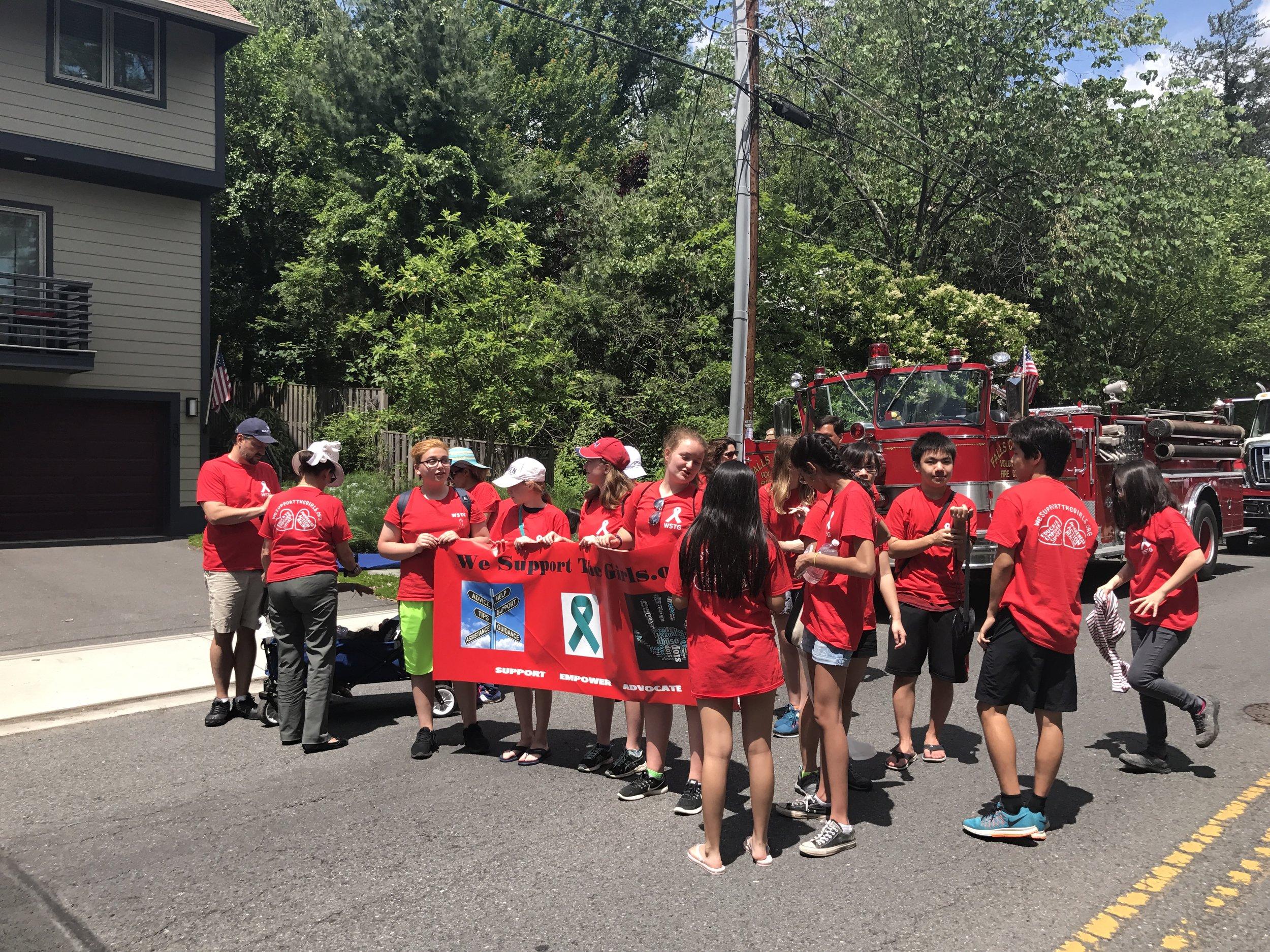 Falls Church Memorial Day Parade 2017