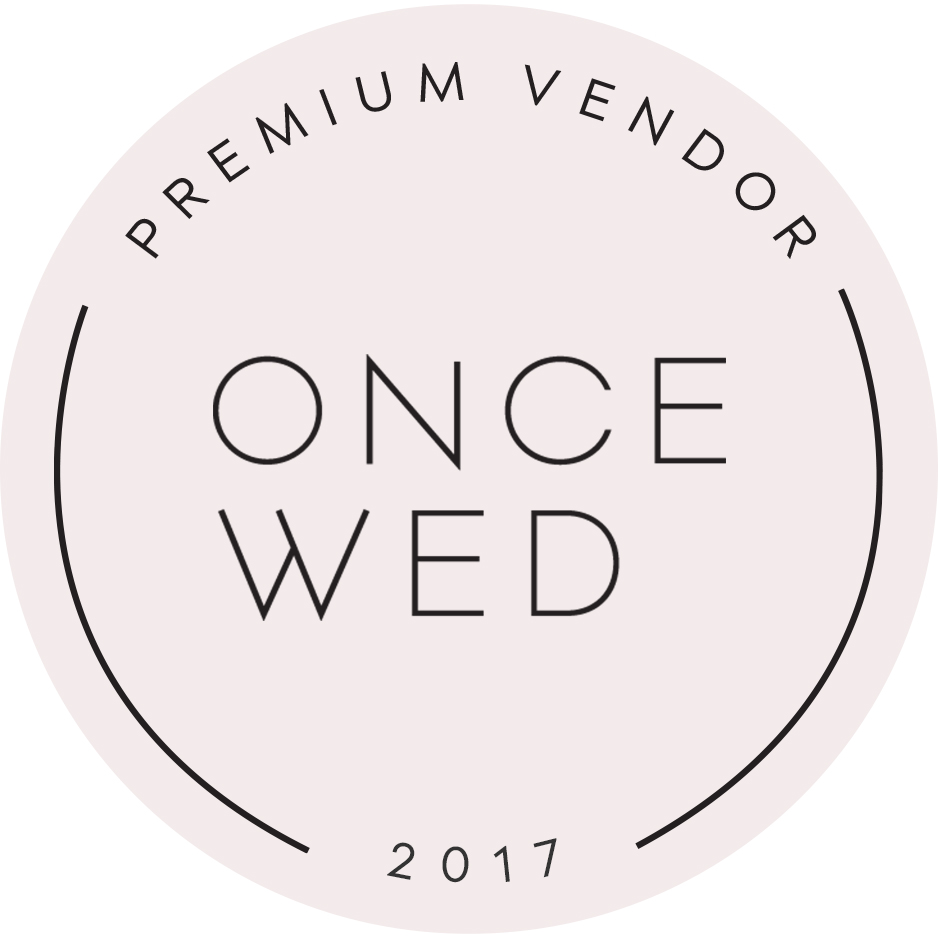 Once Wed Premium Vendor