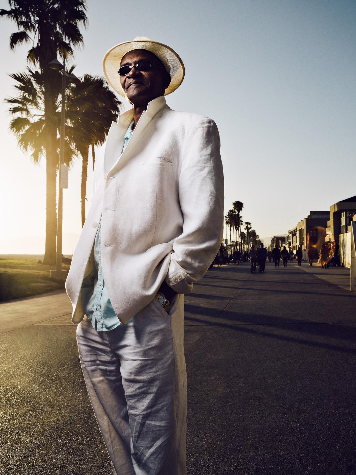 Larry Slack, Venice Beach
