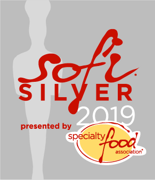 Norwegian Baked received the 2019 Silver sofi Award for Knekkebrød Sea Salt Flakes in the Cracker category.