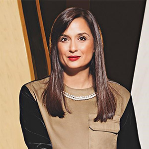 ROOPAL PATEL  SAKS FIFTH AVENUE SVP, Fashion Director