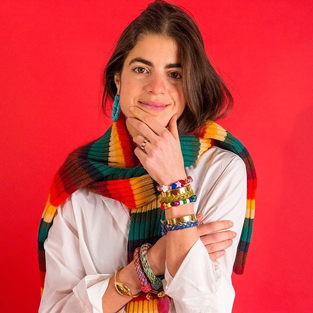 Leandra Medine, FCD 2017 speaker, launched the massively successful online empire Man Repeller. Head to the FCD Podcast to hear the story of the business's success and all the emotions in between. #Fashion #Culture #Design #Podcast #fashionculturedesign