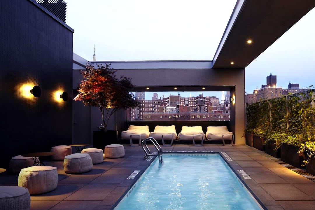 HOTEL AMERICANO - NYC